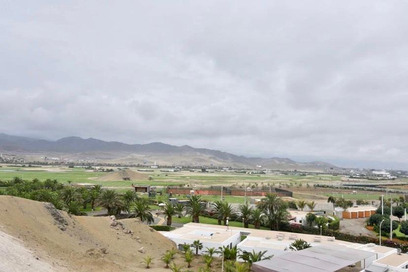 2 de 29: Vista al campo de golf.