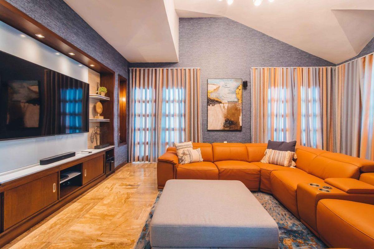 21 de 29: Villa casa de campo 4 dormitorios moderna