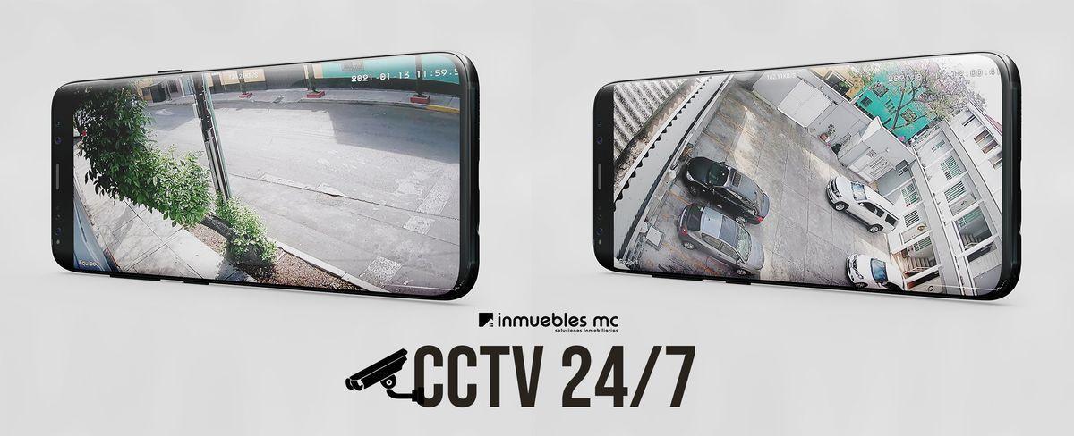 23 de 28: Circuito de Vigilancia 24/7, disponible en tu móvil