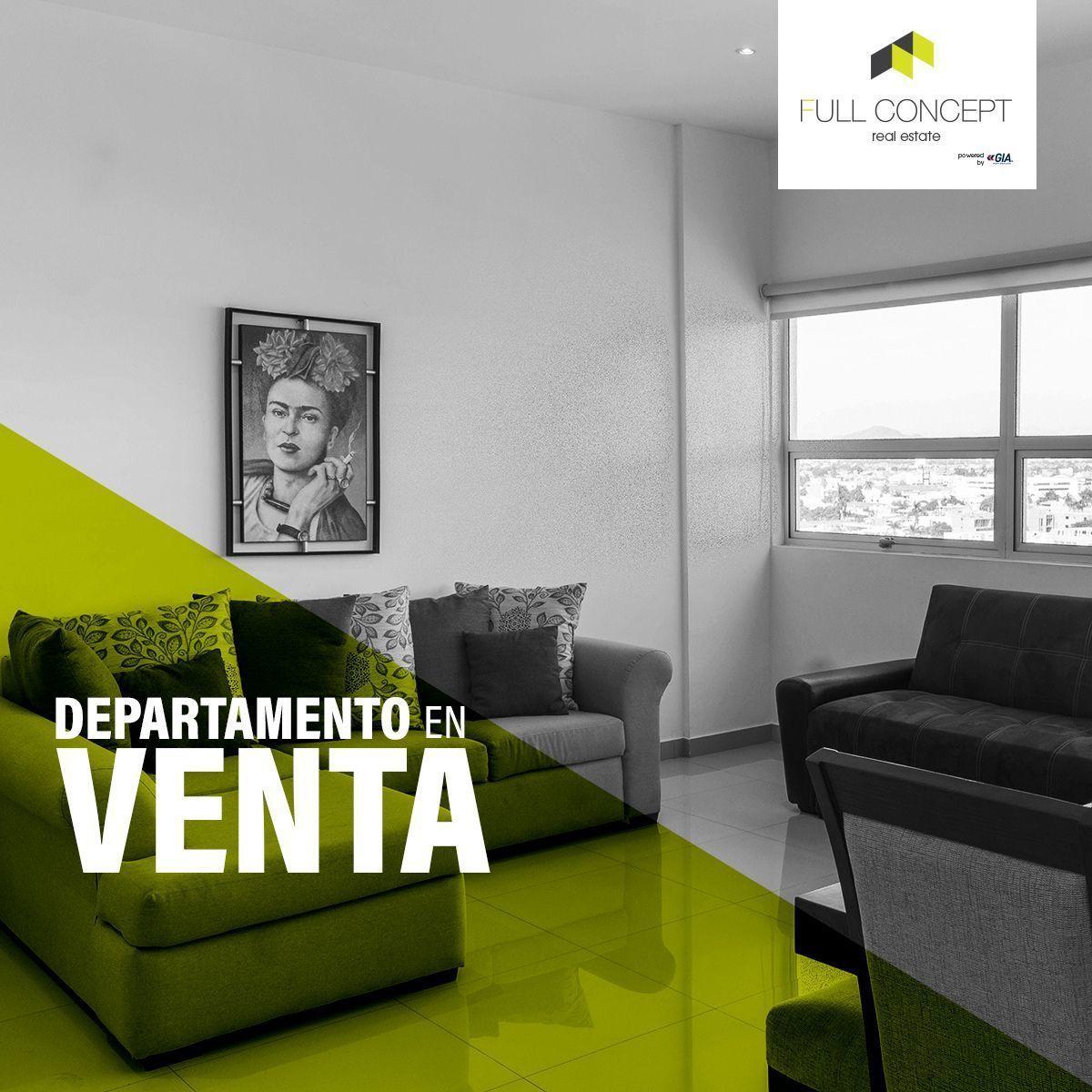 1 de 8: Departamento en Venta  amueblado en Mazatlán
