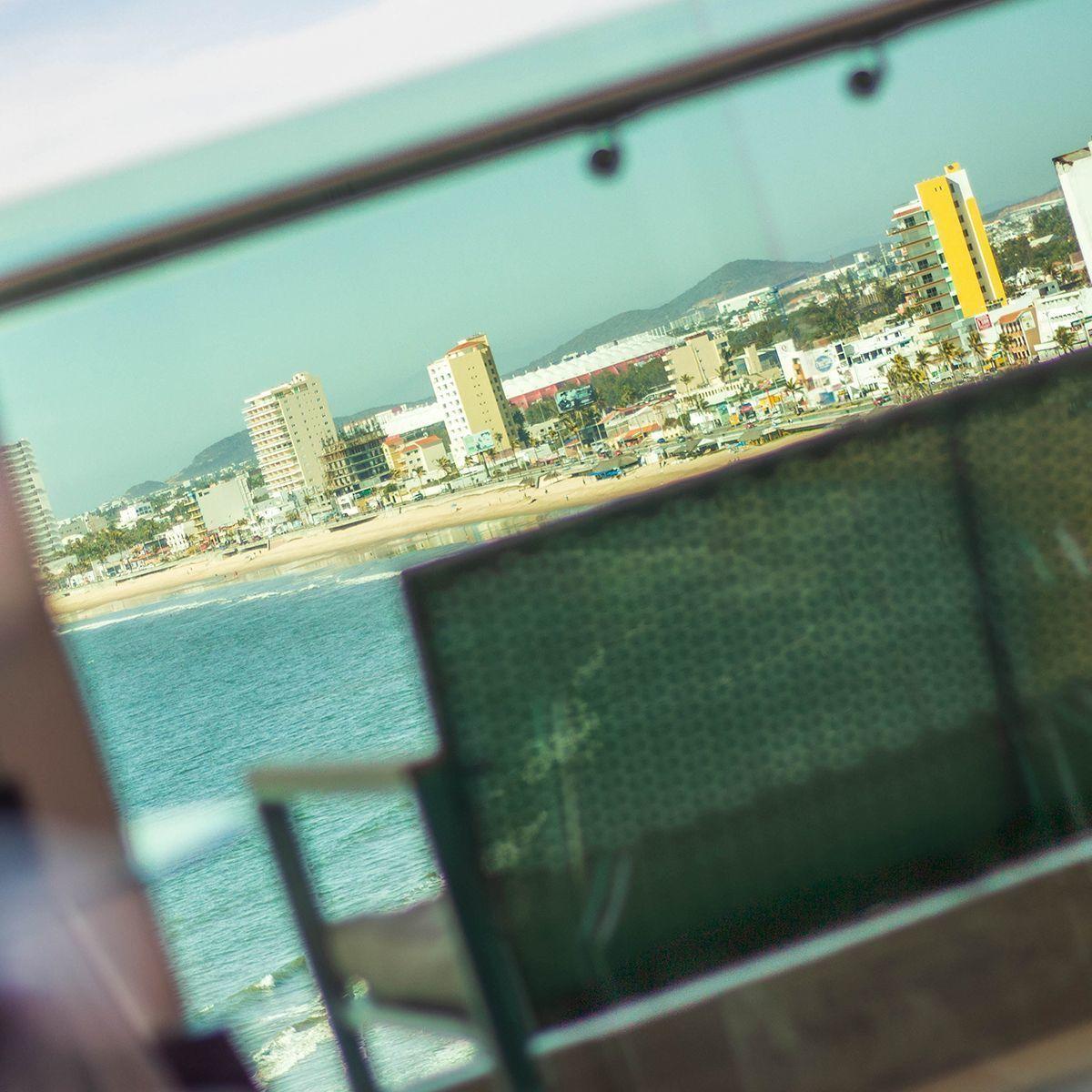 12 de 14: Hermosa vista del malecón de Mazatlán