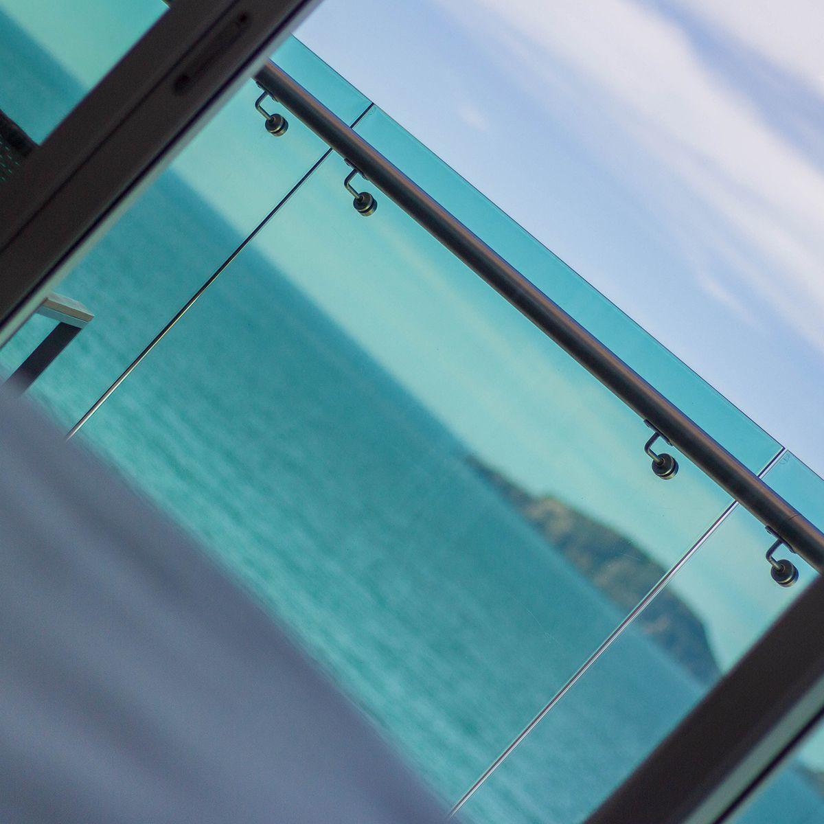13 de 14: Vista del mar desde la recamara principal