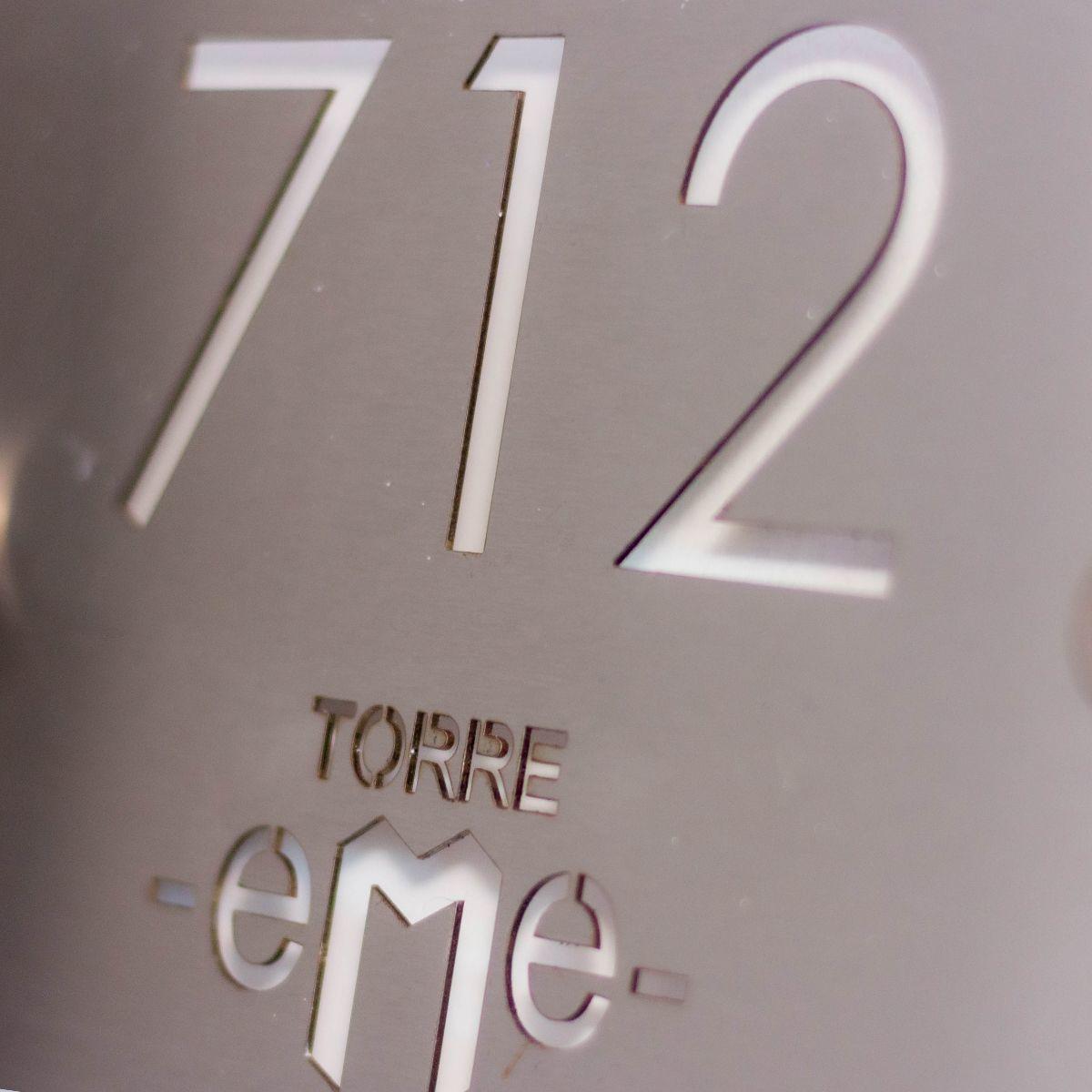 14 de 14: Ubicado en el piso 7