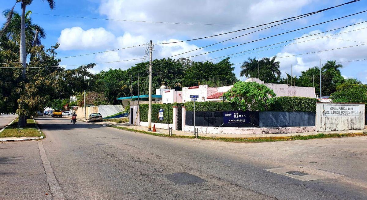 2 de 8: Terreno comercial renta Mérida Yucatán  Chichen Realty