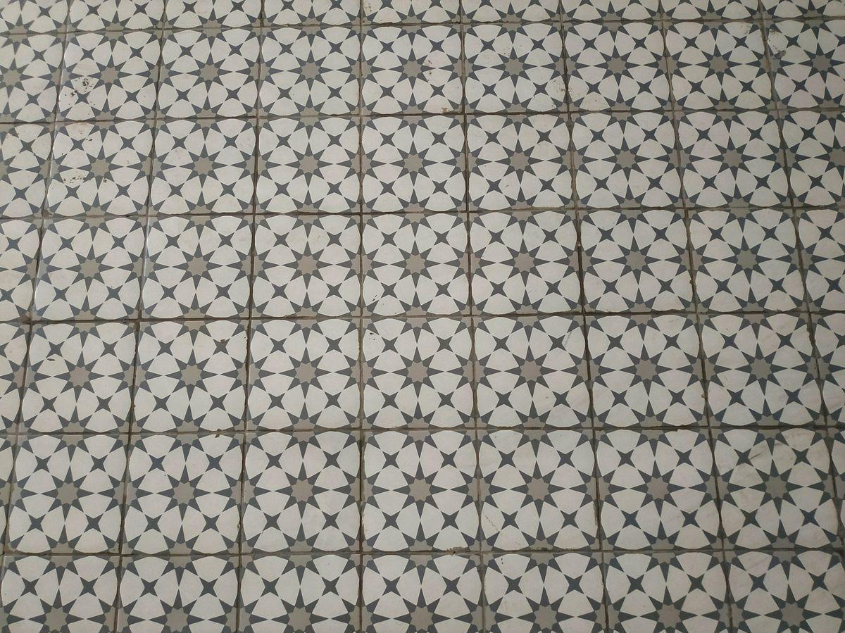 35 de 36: Detalle de mosaicos.