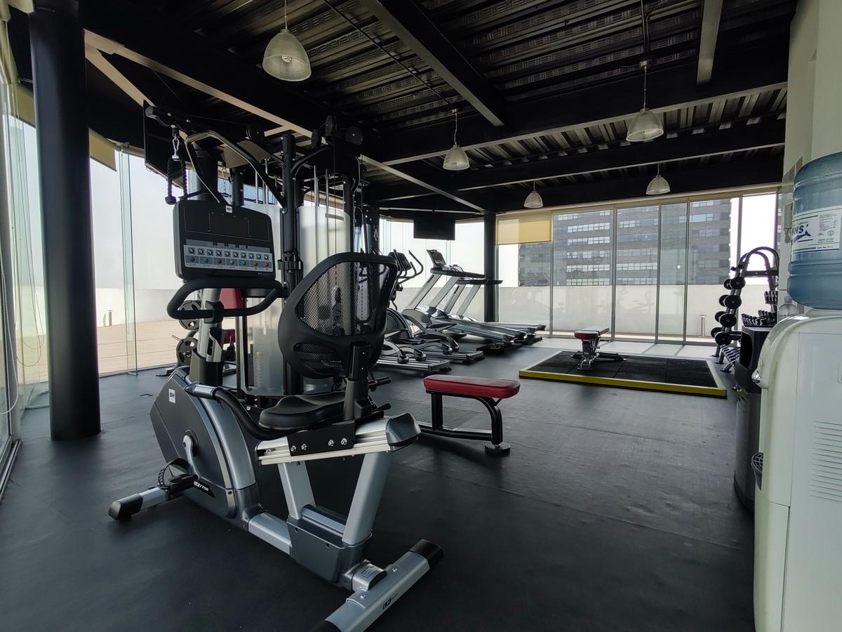 14 de 17: Gym
