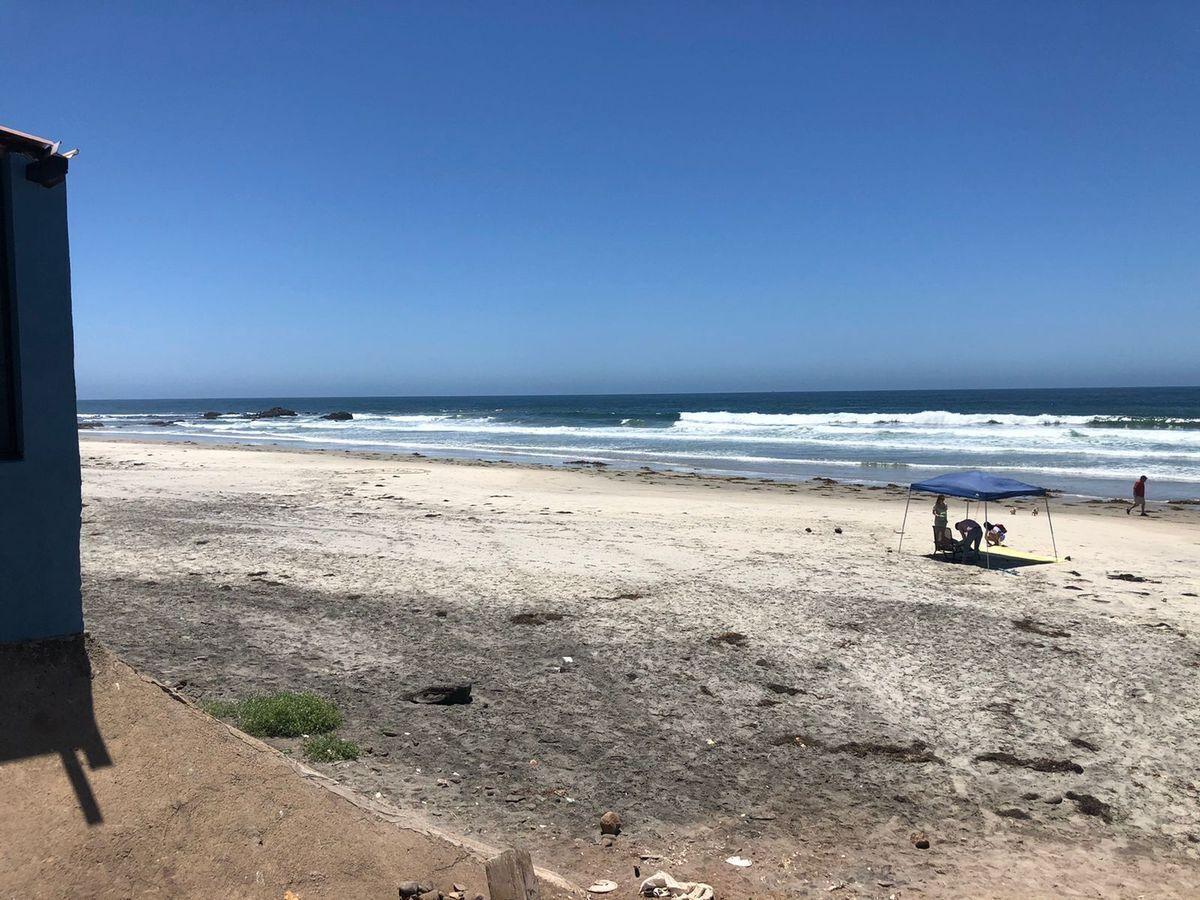 5 de 40: Playa arenosa