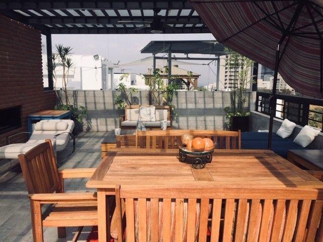 21 de 29: Roof garden2