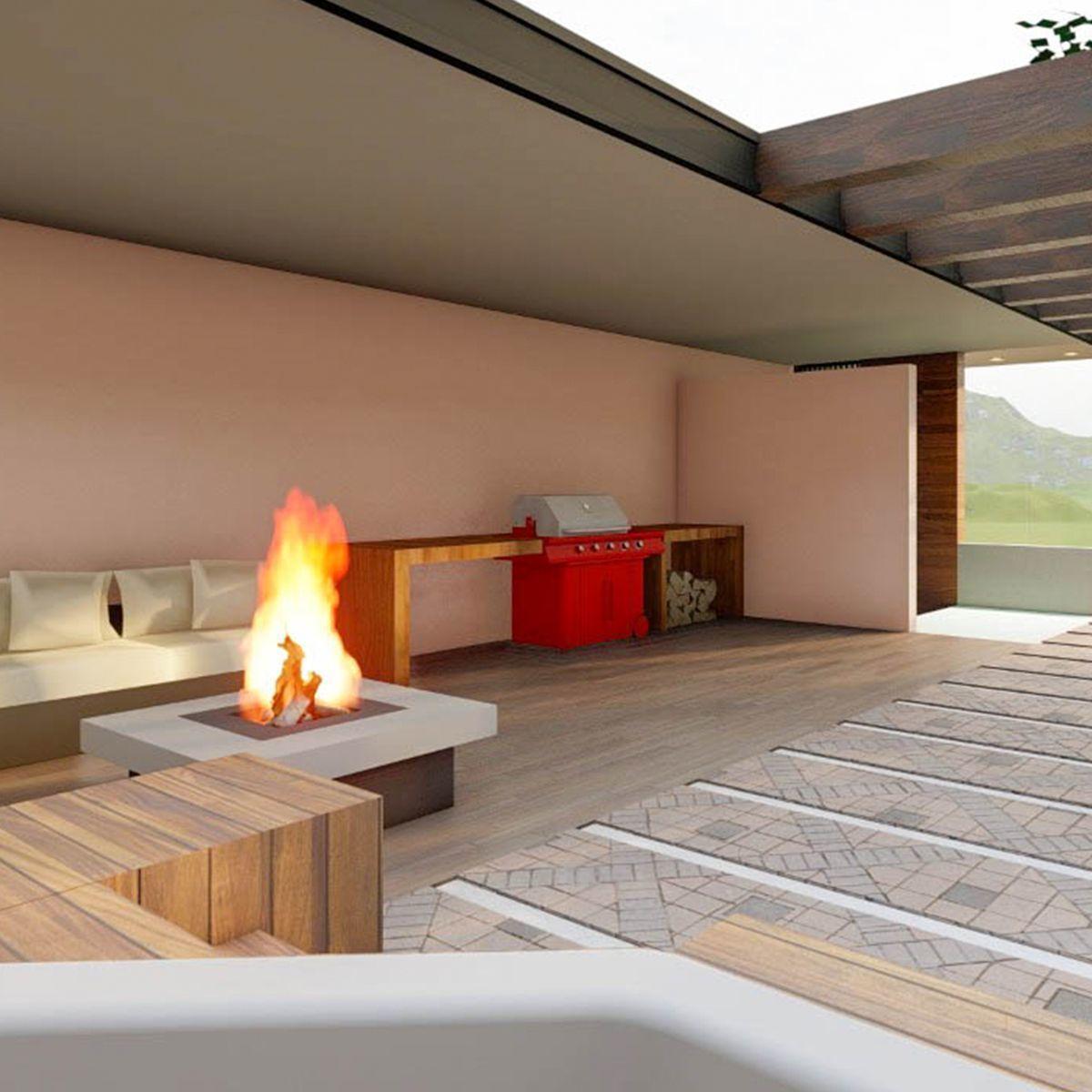 5 de 8: Su roof garden el complemento ideal