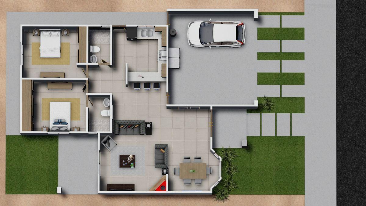 1 de 11: Planta arquitectonica