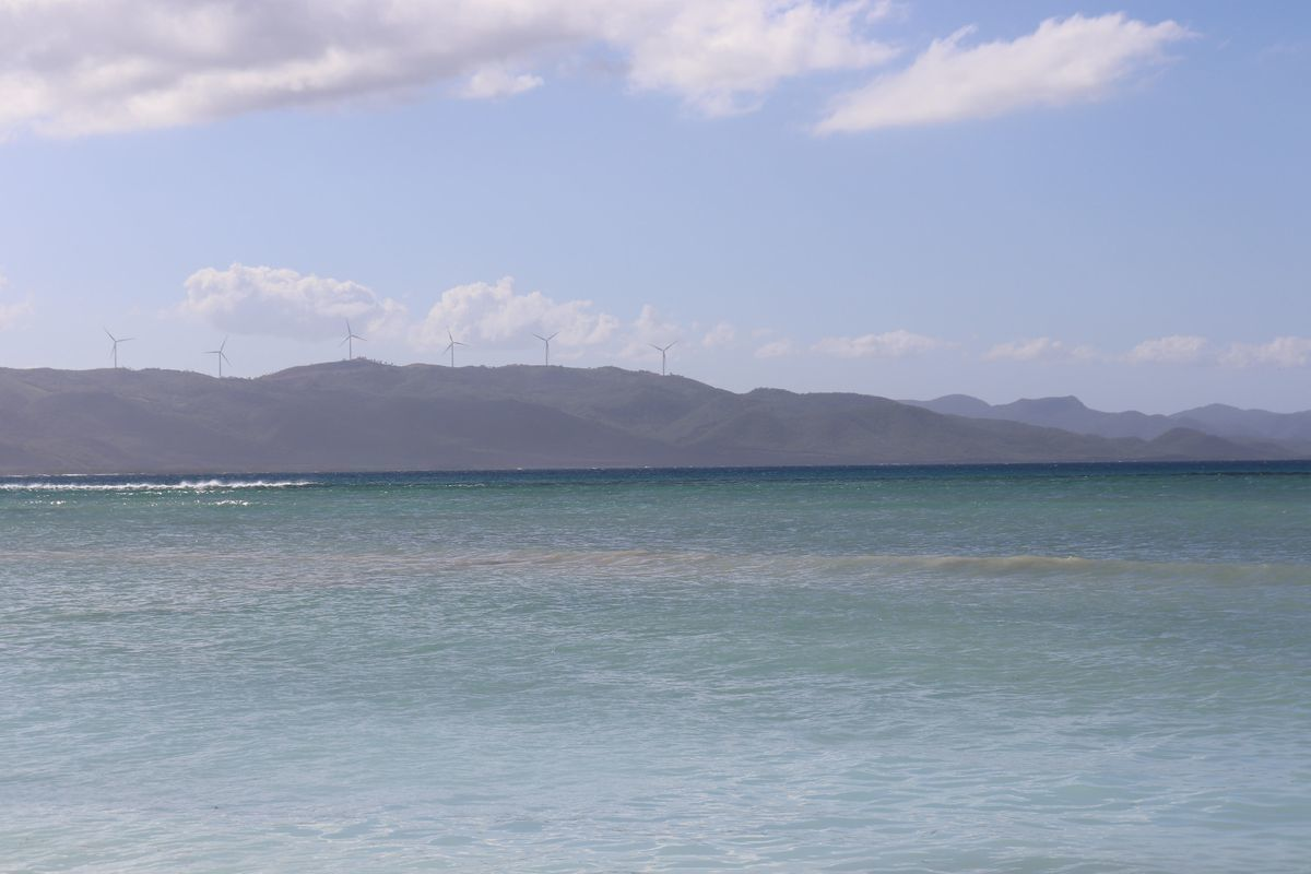 2 de 8: Playa Punta Rucia
