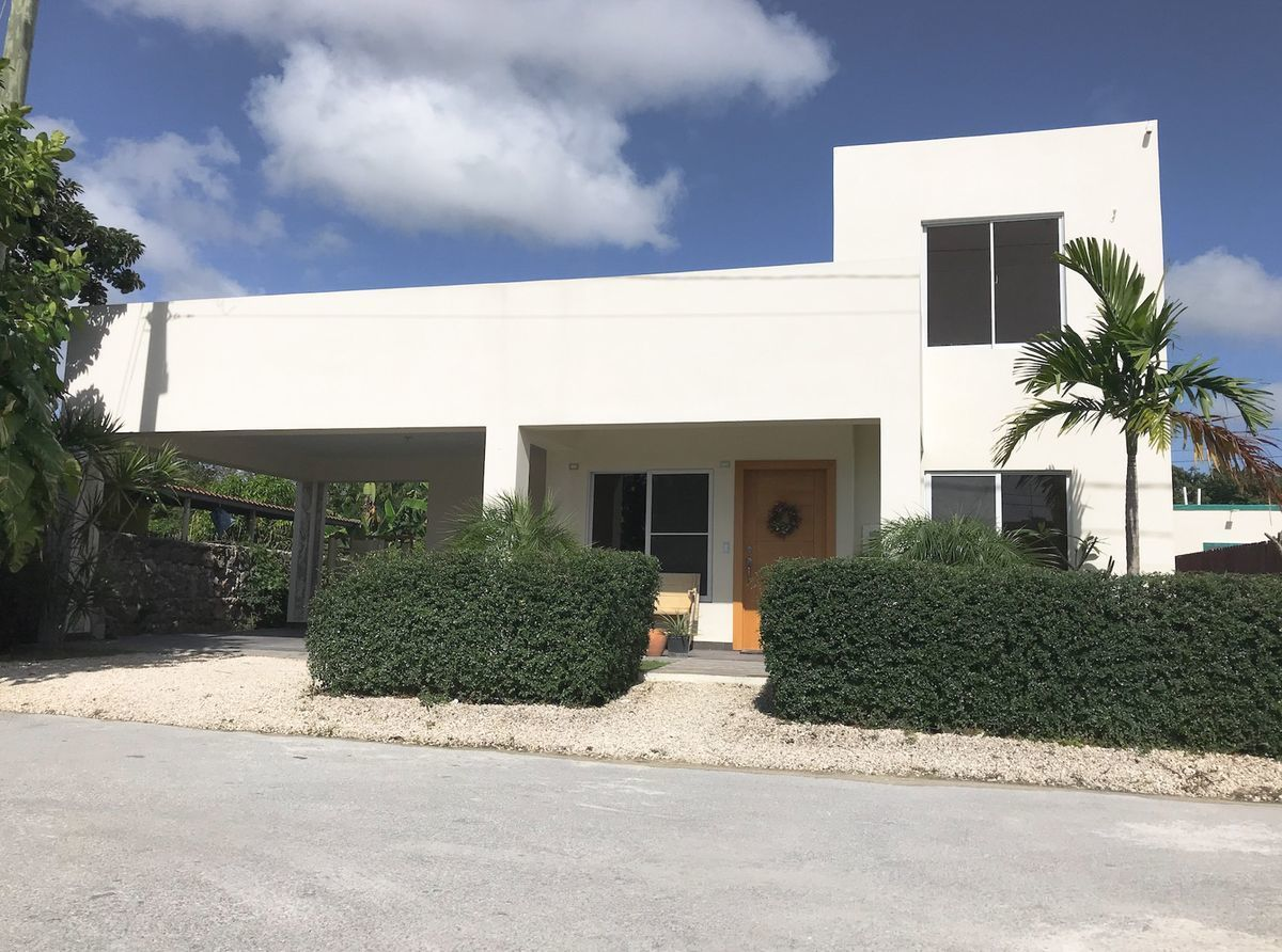29 de 50: villa 3 dormitorios a ala venta punta cana