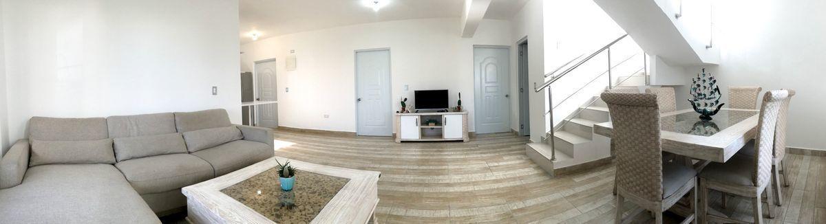 50 de 50: villa 3 dormitorios a ala venta punta cana