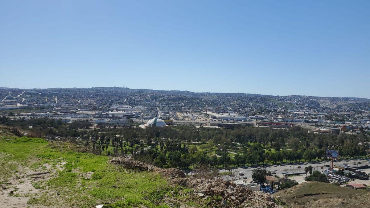18 de 20: Vista a la ciudad de Tijuana