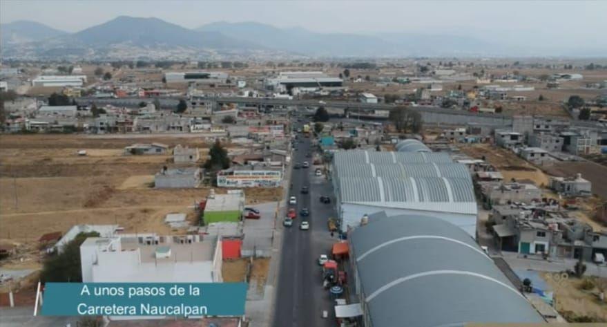 2 de 13: Se encuentran a  unos pasos de la Carretera Toluca-Naucalpan