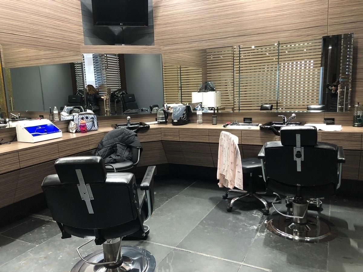 31 de 47: Barbería