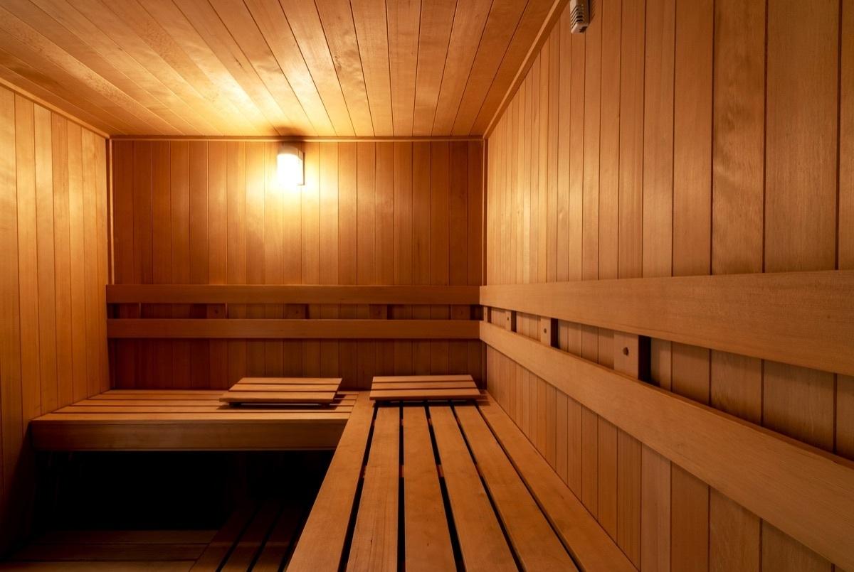 28 de 28: Sauna