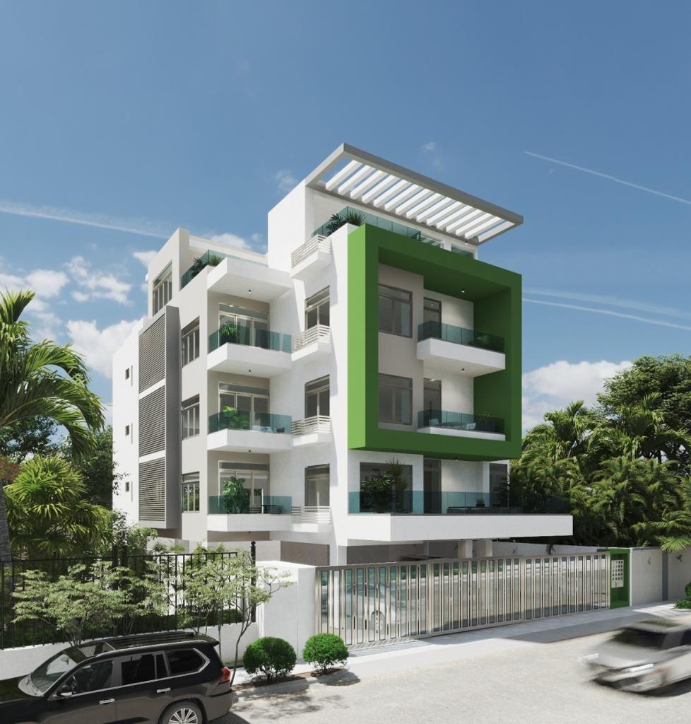1 de 1: Residencial PS, Miraflores