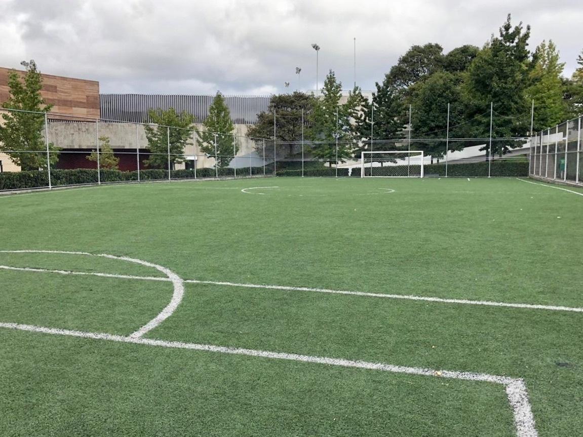 34 de 37: Cancha de fútbol