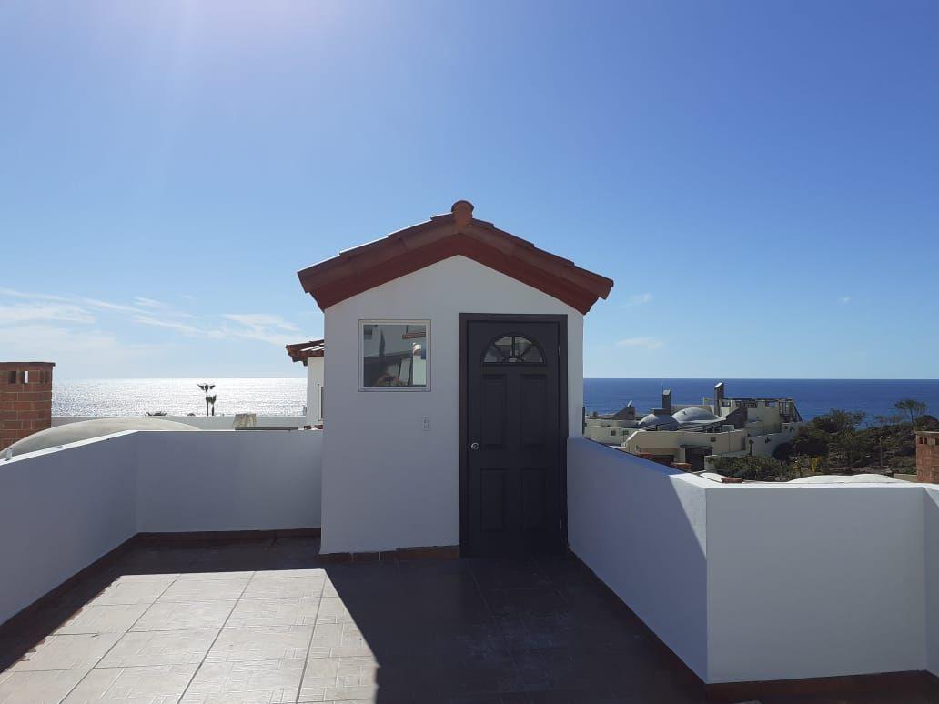 16 de 17: Terraza en azotea con espectacular vista al mar