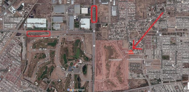 1 de 10: Vista aérea para ubicación.