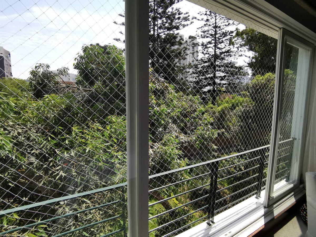 3 de 31: Vista desde el dormitorio principal al Boulevard Roosevelt
