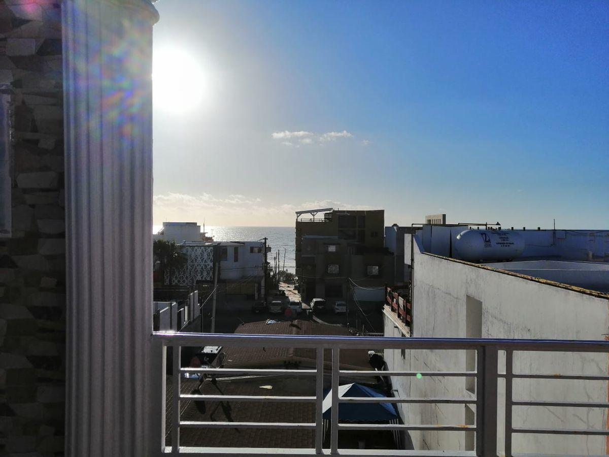 9 de 12: Balcón