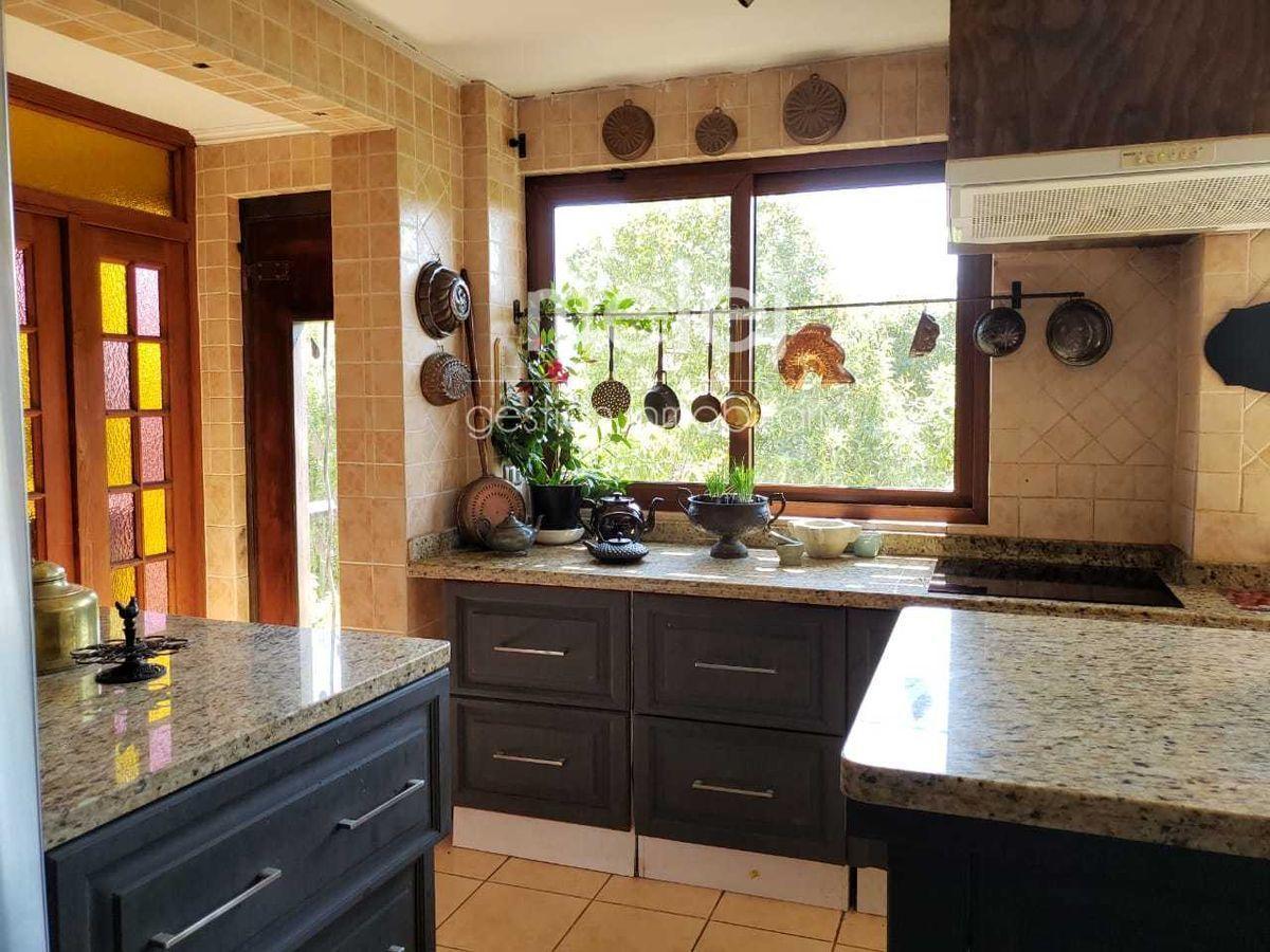 8 de 29: Amplia y cómoda cocina