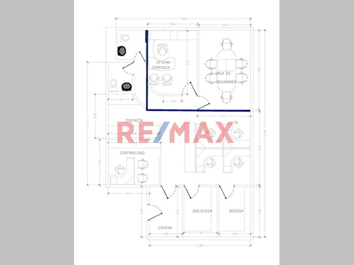 Remax real estate, Guatemala, Zona 10, Zona 10 Oficina en Renta Dubai Center