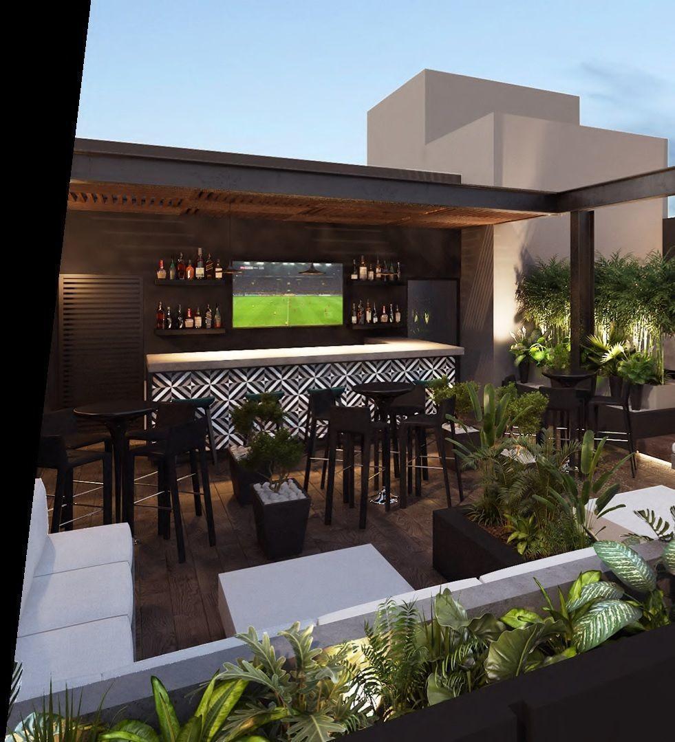 12 de 19: Sala Lounge, Bar