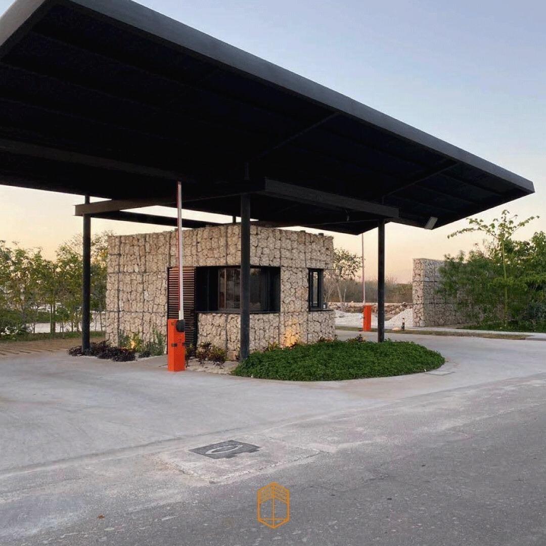 12 de 12: Terrenos en venta en privada zona norte Merida Yuc
