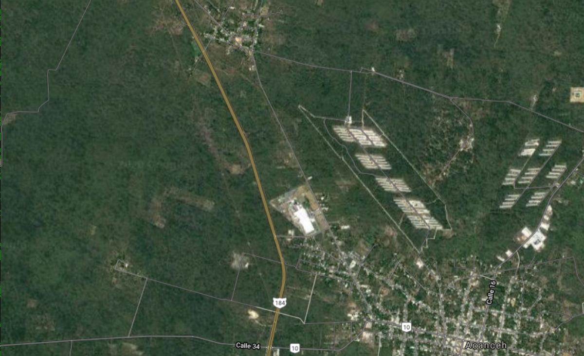 3 de 6: Terreno industrial en venta en Yucatan, Chichen Realty