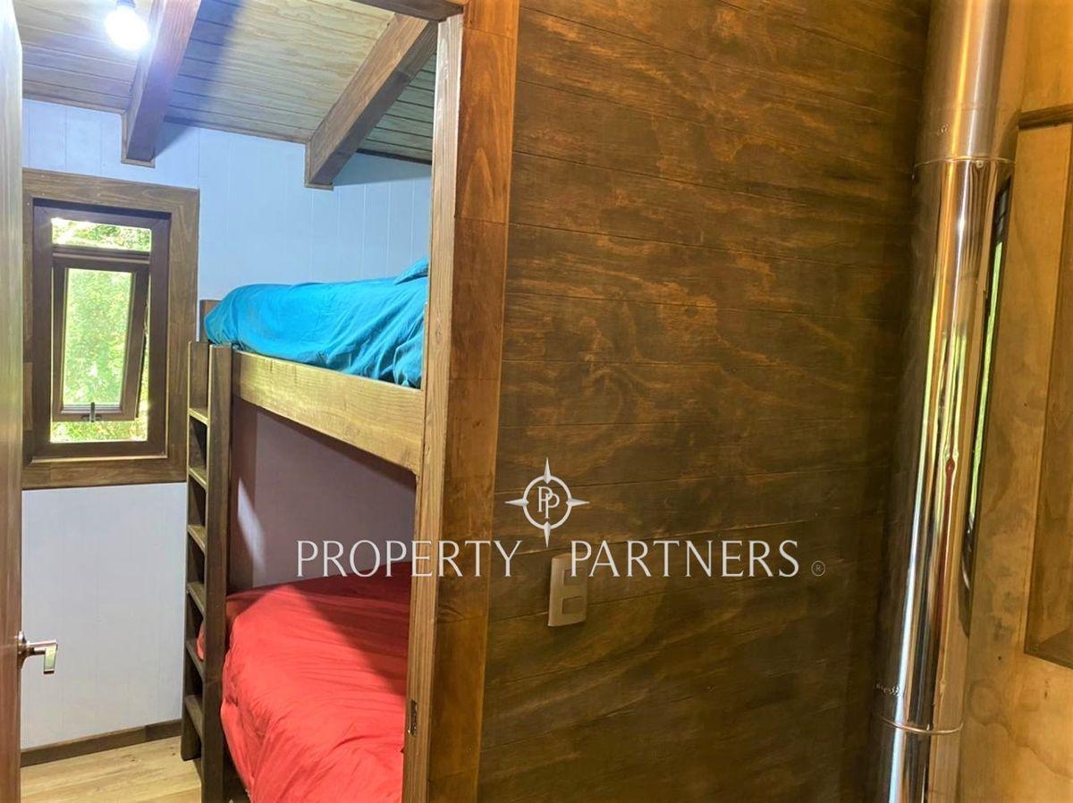10 de 20: Dormitorio con camarote