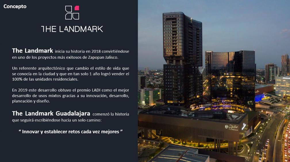 9 de 11: The Landmark Guadalajara
