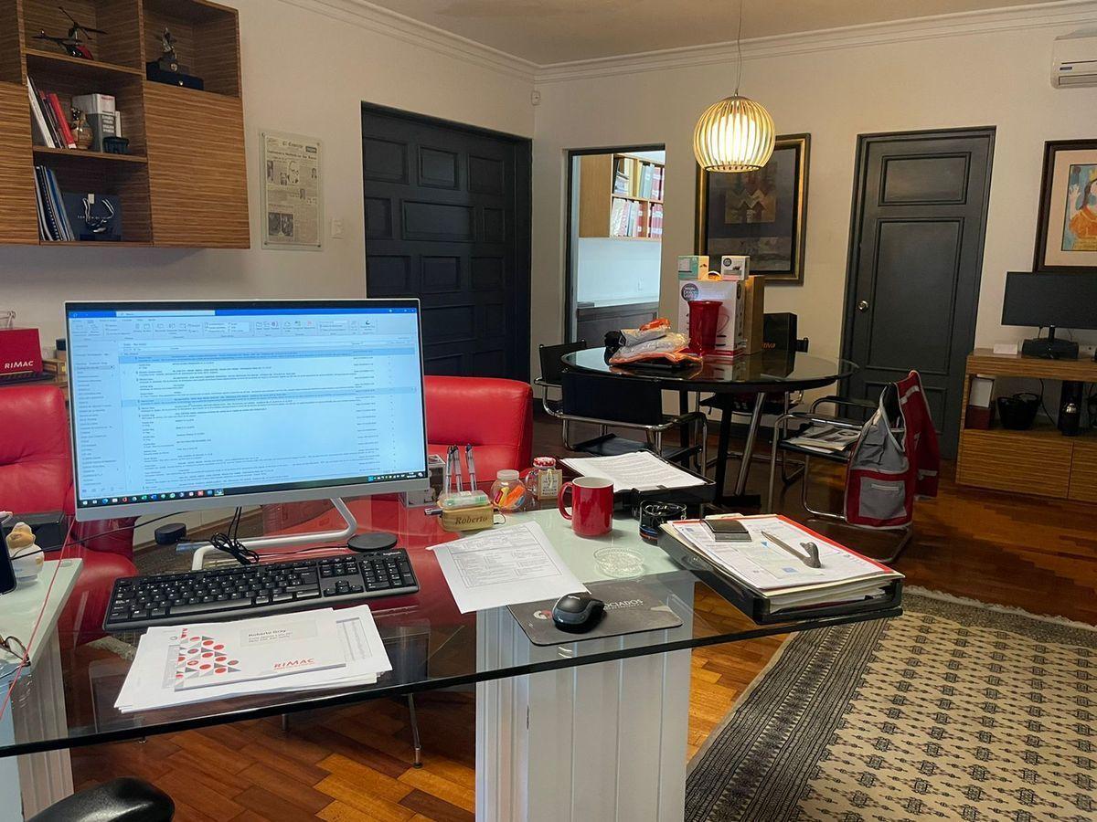 5 de 25: Oficina principal.
