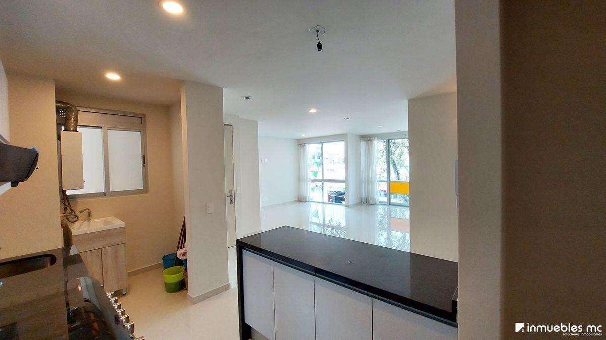 6 de 24: área de lavado integrado en cocina