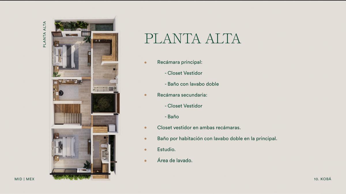 13 de 17: PLANTA ALTA