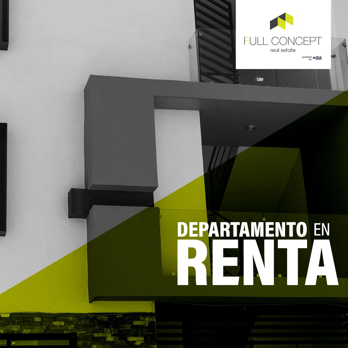 1 de 6: Departamento en Renta en Real del Valle