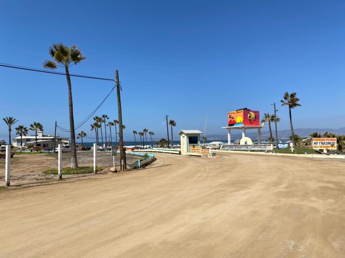 29 de 35: acceso a playa