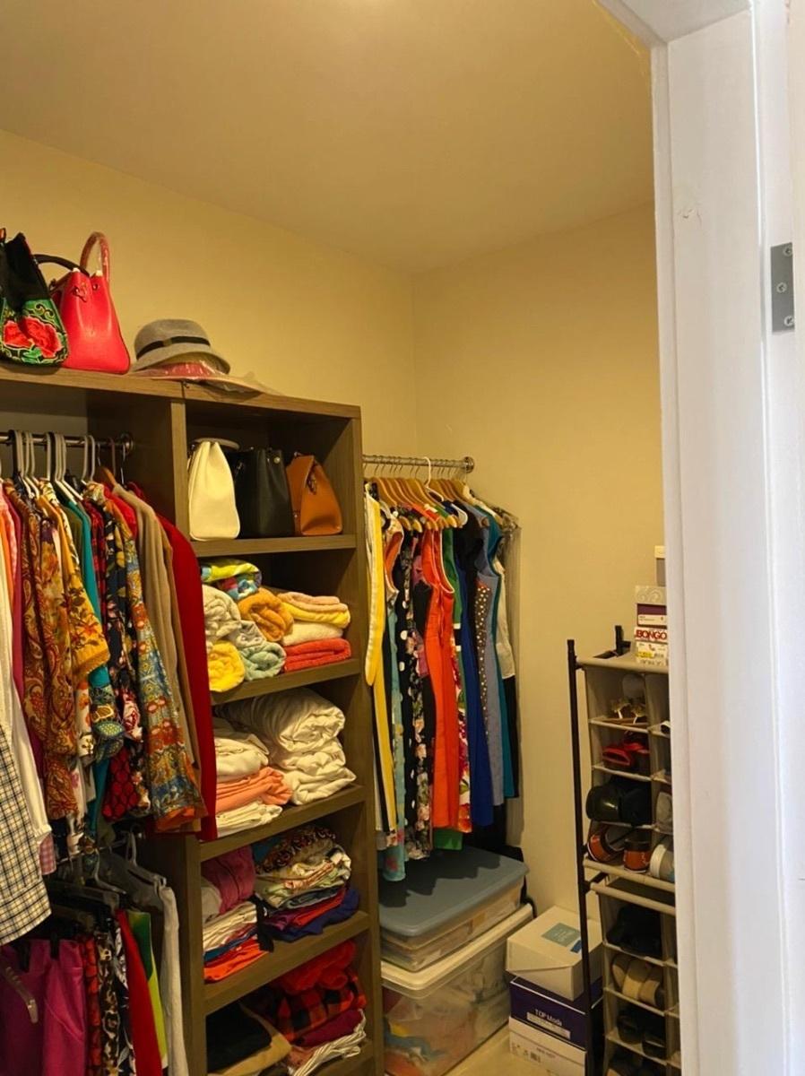 19 de 35: espacioso walking closet en rec. principal