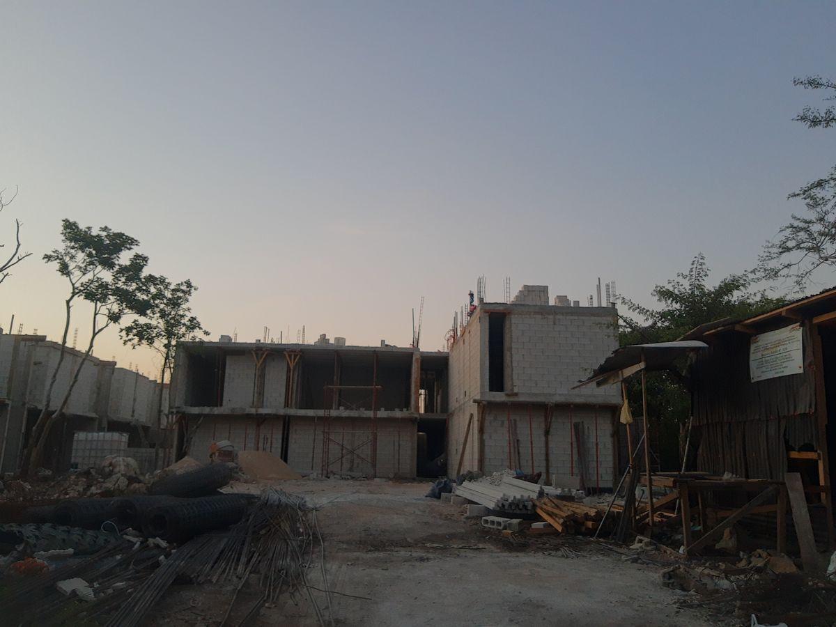 24 de 25: Avance de obra junio 2021