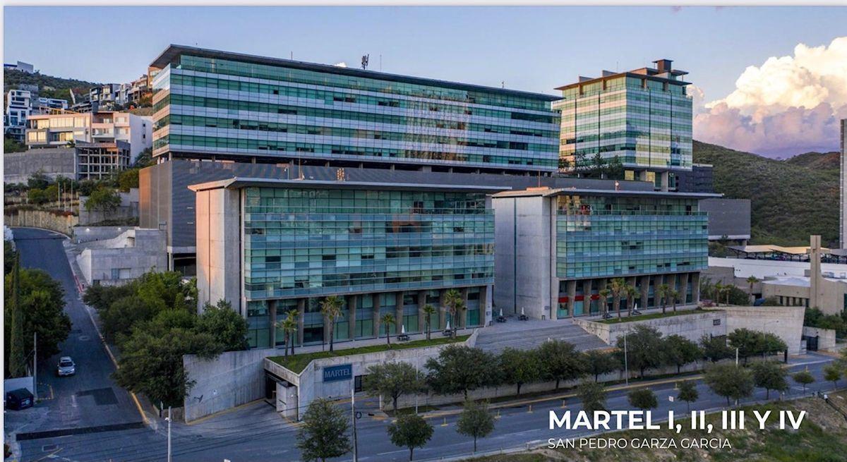 OFICINA EN RENTA EN TORRE MARTEL IV