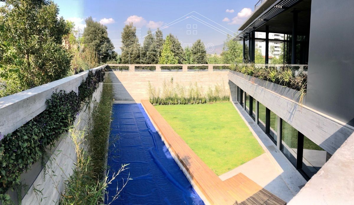 13 de 49: alberca jardin casa Vista horizonte interlomas