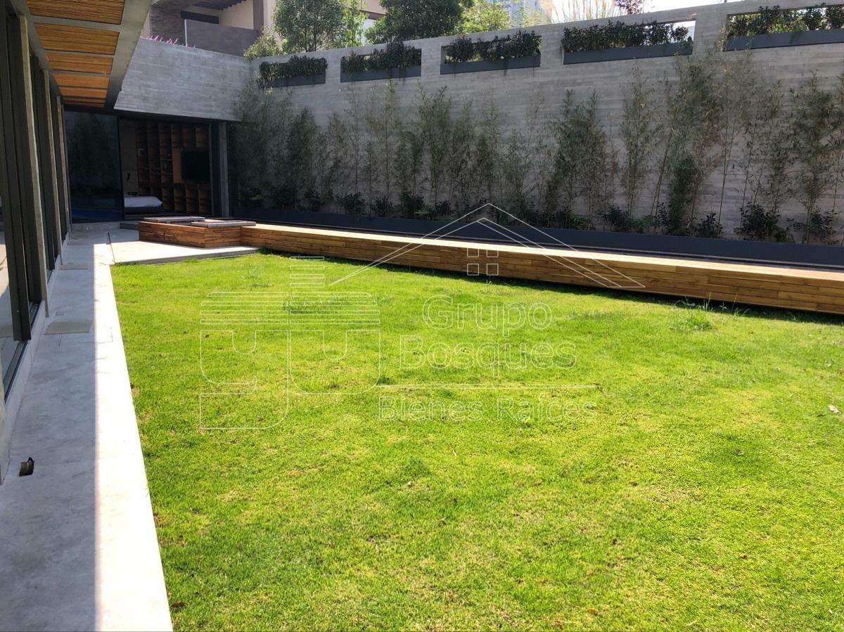 40 de 49: jardin con carril de nado Vista horizonte interlomas