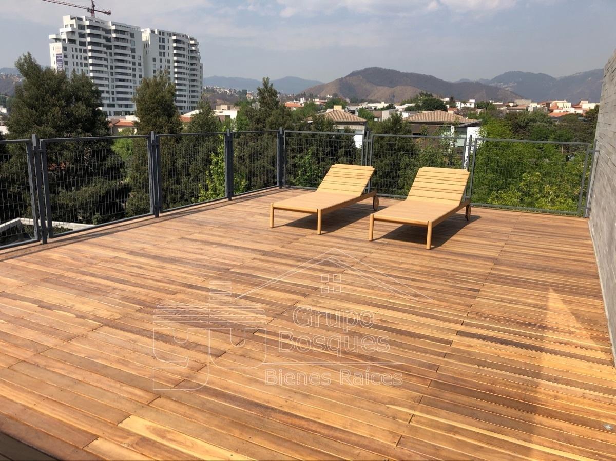 47 de 49: roof garden Vista horizonte interlomas
