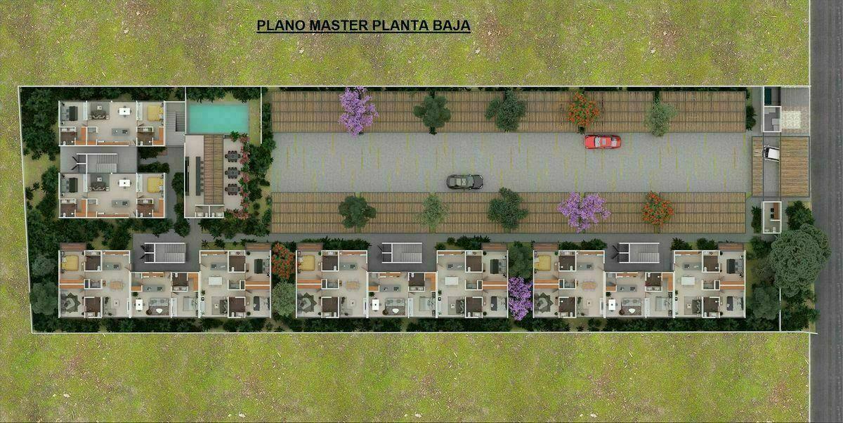 12 de 13: Plano Master Planta Baja