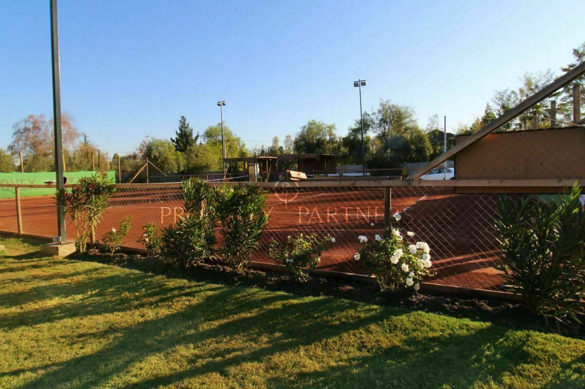 15 de 17: Cancha de tenis profesional