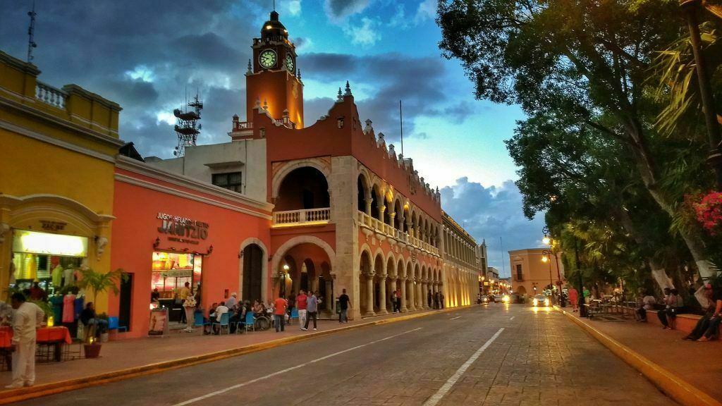 9 de 11: LOCAL COMERCIAL RENTA CENTRO HISTORICO MÉRIDA CHICHEN REALTY