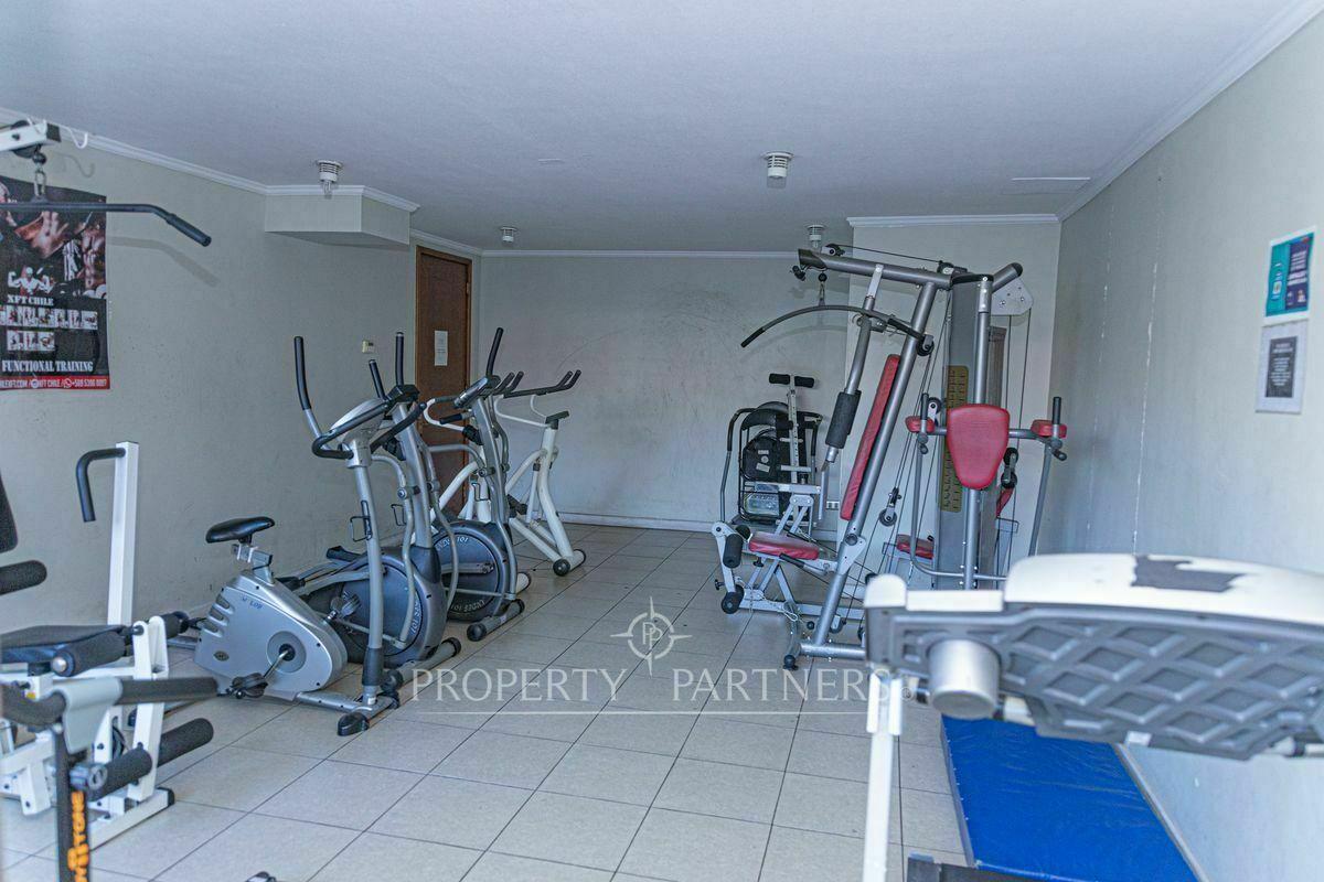 12 de 15: Sala de ejercicio