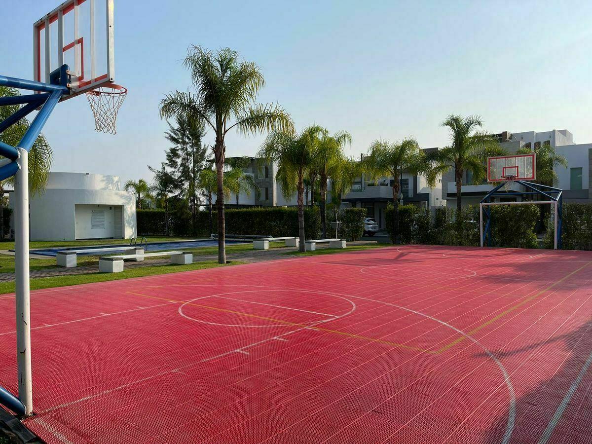 6 de 10: Cancha de basquetball